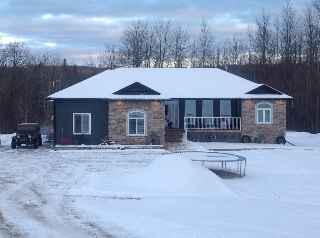 Main Photo: Lot 5 Whispering Hills in Whitecourt: Country Residential for sale (Whitecourt Rural)  : MLS(r) # 42540