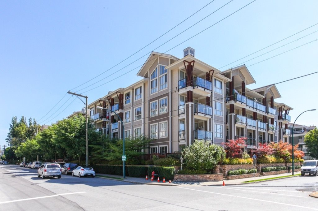 Main Photo: 405 2484 WILSON AVENUE in Port Coquitlam: Central Pt Coquitlam Condo for sale : MLS® # R2132694