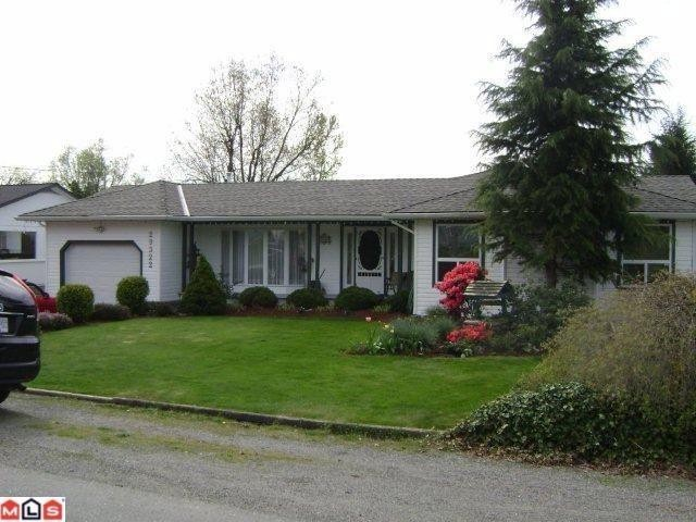 Main Photo: 29322 SUNVALLEY Crescent in Abbotsford: Aberdeen House for sale : MLS®# F1210785