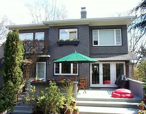 Photo 8: 4643 BLENHEIM ST in Vancouver: Dunbar House for sale (Vancouver West)  : MLS® # V585519