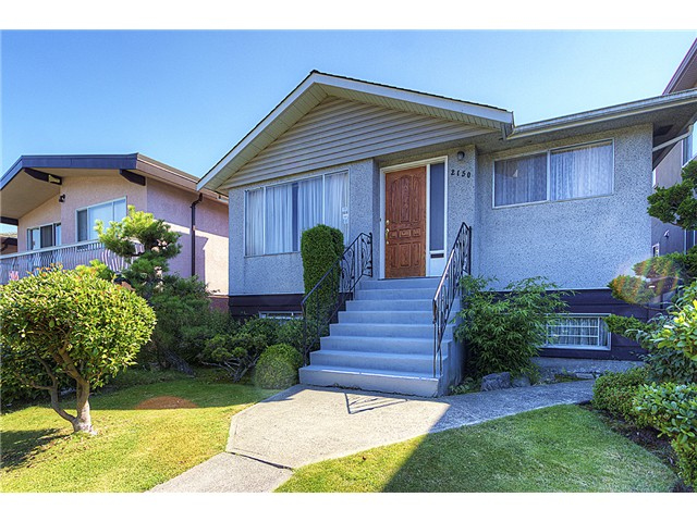 Main Photo: 2150 E 38TH Avenue in Vancouver: Victoria VE House for sale (Vancouver East)  : MLS(r) # V966480