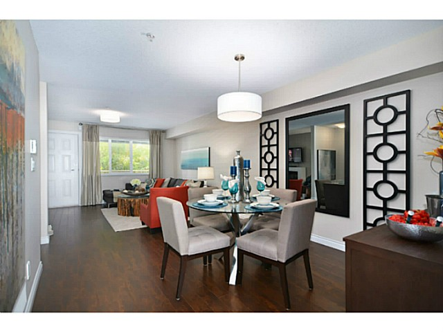 "Main Photo: 6 1268 RIVERSIDE Drive in Port Coquitlam: Riverwood Townhouse for sale in ""SOMERSTON LANE"" : MLS® # V1012744"