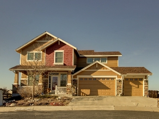 Main Photo: 3323 El Charro Point in Castle Rock: House for sale : MLS® # 2678491