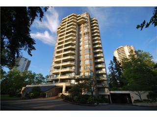 "Main Photo: 606 5790 PATTERSON Avenue in Burnaby: Metrotown Condo for sale in ""THE REGENT"" (Burnaby South)  : MLS(r) # V1073097"