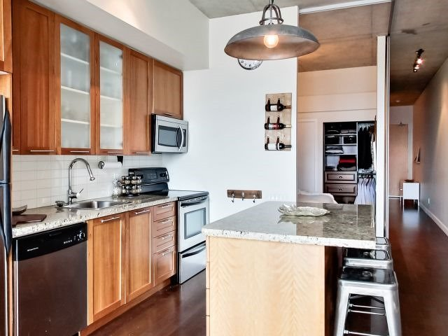 Photo 15: 33 Mill St Unit #427 in Toronto: Waterfront Communities C8 Condo for sale (Toronto C08)  : MLS(r) # C3592166