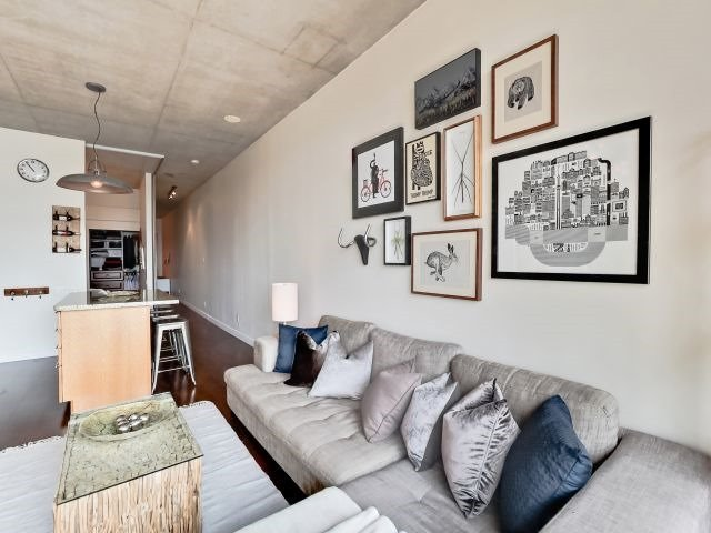 Photo 12: 33 Mill St Unit #427 in Toronto: Waterfront Communities C8 Condo for sale (Toronto C08)  : MLS(r) # C3592166