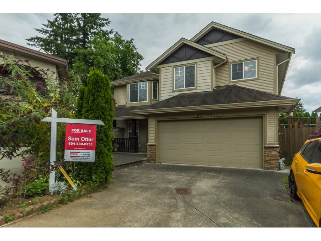 Main Photo: 32792 HOOD AVENUE in Mission: Mission BC House for sale : MLS® # R2119405