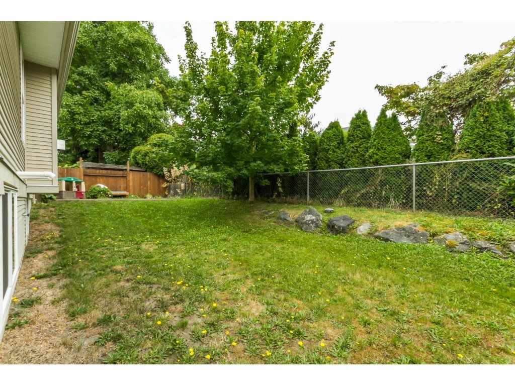 Photo 20: 32792 HOOD AVENUE in Mission: Mission BC House for sale : MLS® # R2119405
