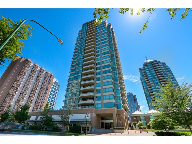Main Photo: 903 4380 HALIFAX Street in Burnaby: Brentwood Park Condo for sale (Burnaby North)  : MLS® # V1073694