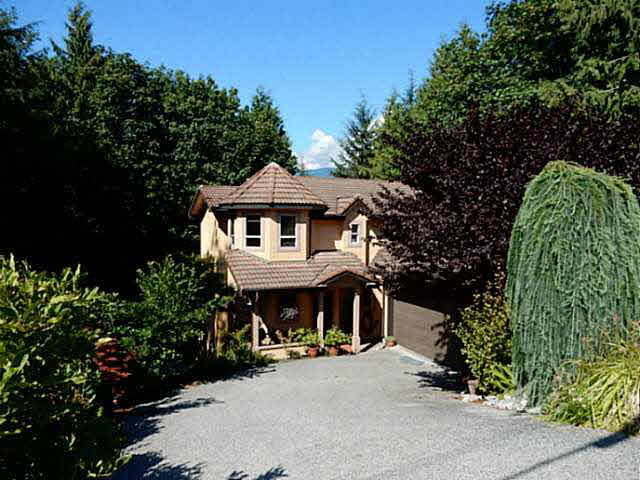 Main Photo: 5836 MARINE Way in Sechelt: Sechelt District House for sale (Sunshine Coast)  : MLS(r) # V1078879