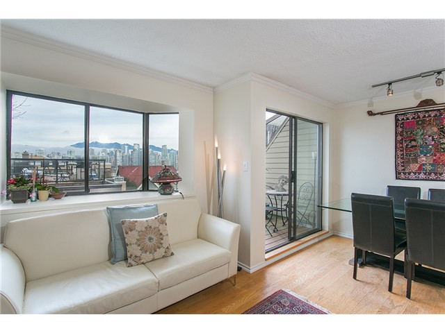 Main Photo: # 6 1263 W 8TH AV in Vancouver: Fairview VW Condo for sale (Vancouver West)  : MLS® # V1102831