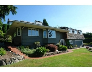 Main Photo: 1905 22ND ST in West Vancouver: QU Queens House for sale (WV West Vancouver)  : MLS(r) # V583794