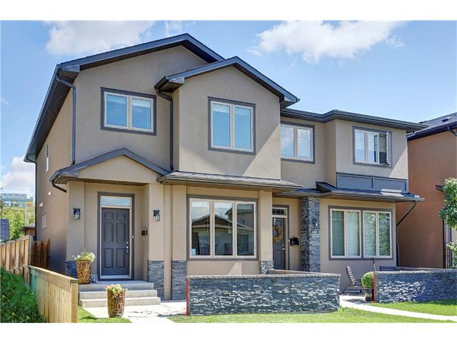 Main Photo: 4412 19 AV NW in Calgary: Montgomery House for sale : MLS(r) # C4076947