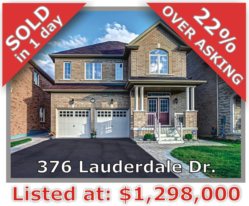 Main Photo: 376 Lauderdale Dr in Vaughan: Patterson Freehold for sale