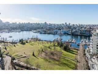 Main Photo: 1602 583 BEACH CRESCENT in Vancouver: Yaletown Condo for sale (Vancouver West)  : MLS(r) # R2132562