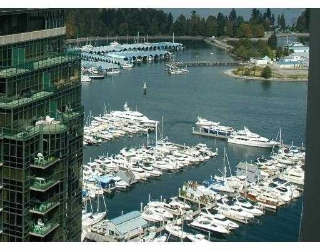 "Main Photo: 3401 1328 W PENDER ST in Vancouver: Coal Harbour Condo for sale in ""CLASSICO"" (Vancouver West)  : MLS®# V556900"