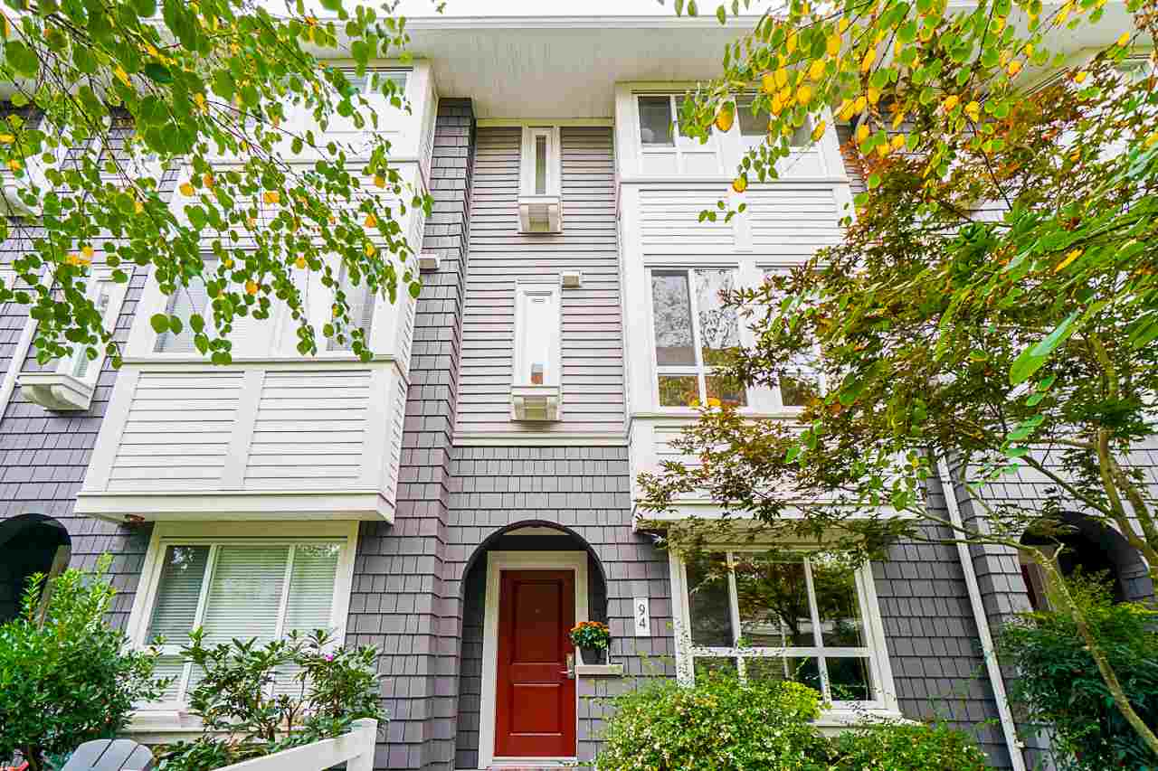 FEATURED LISTING: 94 - 2418 AVON Place Port Coquitlam