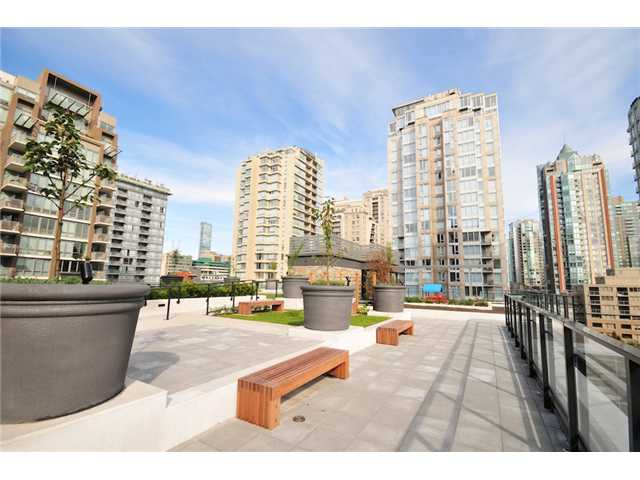 "Photo 6: 514 1088 RICHARDS Street in Vancouver: Yaletown Condo for sale in ""RICHARDS LIVING"" (Vancouver West)  : MLS® # V934725"