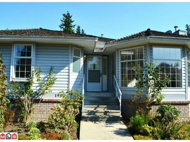 "Main Photo: 1996 128TH Street in Surrey: Crescent Bch Ocean Pk. House for sale in ""AMBLE GREEN WEST"" (South Surrey White Rock)  : MLS® # F1306313"