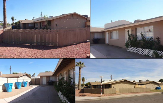 Main Photo: 2245 N 28th St. Phoenix, AZ 85008: Home for sale