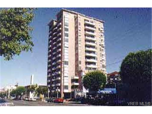 Main Photo: 1604 930 Yates Street in VICTORIA: Vi Downtown Condo Apartment for sale (Victoria)  : MLS(r) # 113518
