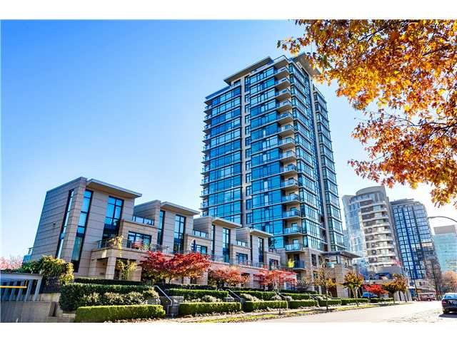 Main Photo: 300 1863 Alberni Street in Vancouver West: West End VW Condo for sale : MLS® # V1062038