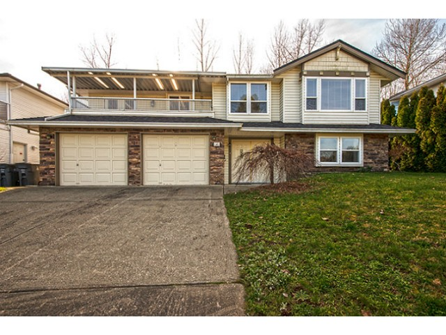 Main Photo: 11411 Wellington Crescent in Surrey: Bolivar Heights House for sale : MLS® # F1433549