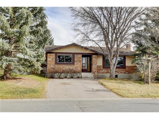 Main Photo: 6120 84 ST NW in Calgary: Silver Springs House for sale : MLS® # C4037833
