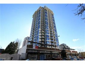 Main Photo: 1707 608 Belmont Street in New Westminster: Uptown NW Condo for sale : MLS® # V1085399