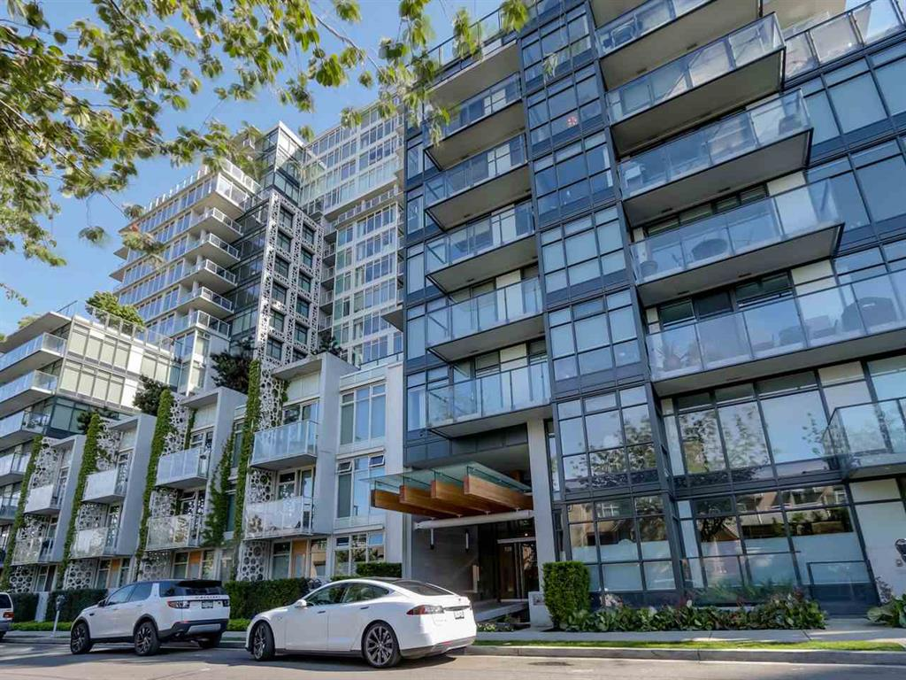 Main Photo: 704 728 West 8th Avenue in Vancouver: Fairview VW Condo for sale (Vancouver West)  : MLS® # R2068023