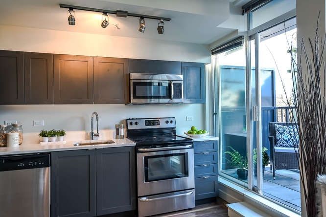 Photo 11: 403 2511 QUEBEC STREET in Vancouver: Mount Pleasant VE Condo for sale (Vancouver East)  : MLS(r) # R2127027