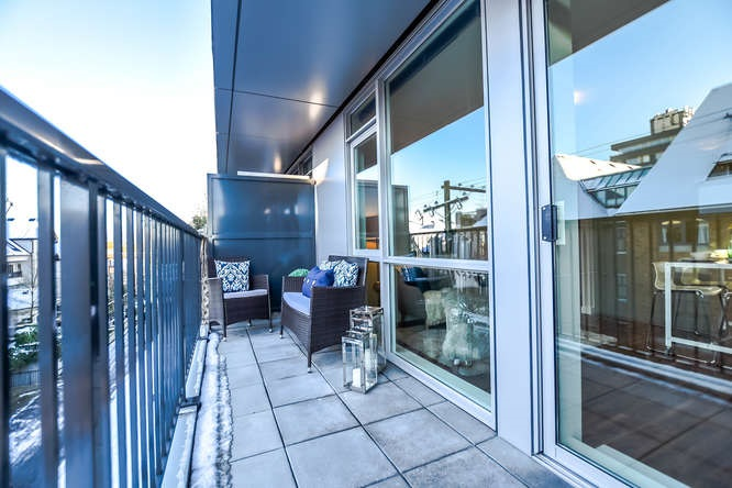 Photo 9: 403 2511 QUEBEC STREET in Vancouver: Mount Pleasant VE Condo for sale (Vancouver East)  : MLS(r) # R2127027