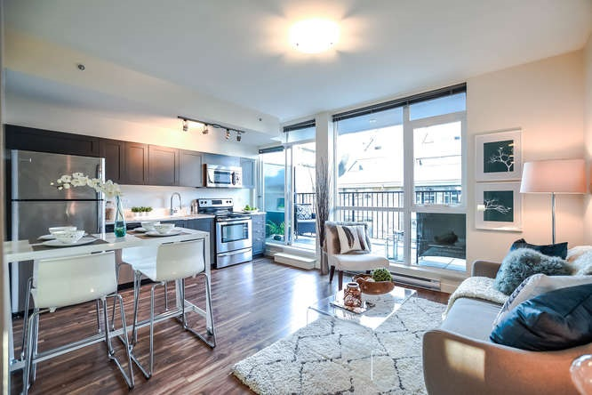 Photo 5: 403 2511 QUEBEC STREET in Vancouver: Mount Pleasant VE Condo for sale (Vancouver East)  : MLS(r) # R2127027
