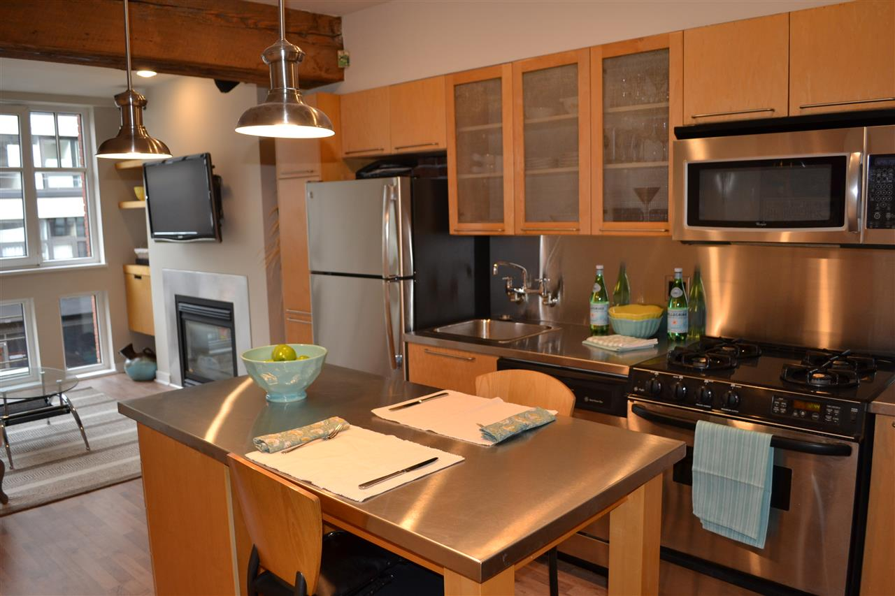Photo 6: 305 1072 HAMILTON STREET in Vancouver: Yaletown Condo for sale (Vancouver West)  : MLS(r) # R2151564