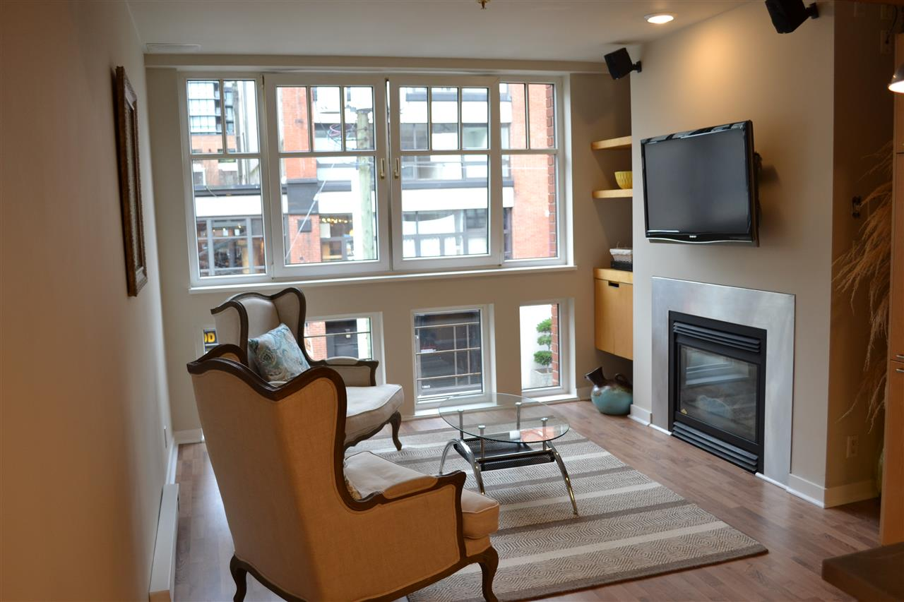 Photo 5: 305 1072 HAMILTON STREET in Vancouver: Yaletown Condo for sale (Vancouver West)  : MLS(r) # R2151564