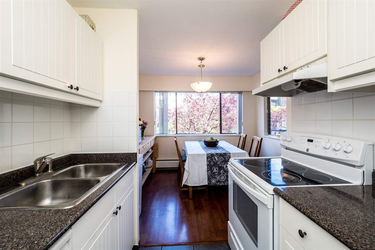 Photo 4: 202 127 E 4TH STREET in North Vancouver: Lower Lonsdale Condo for sale : MLS® # R2161252