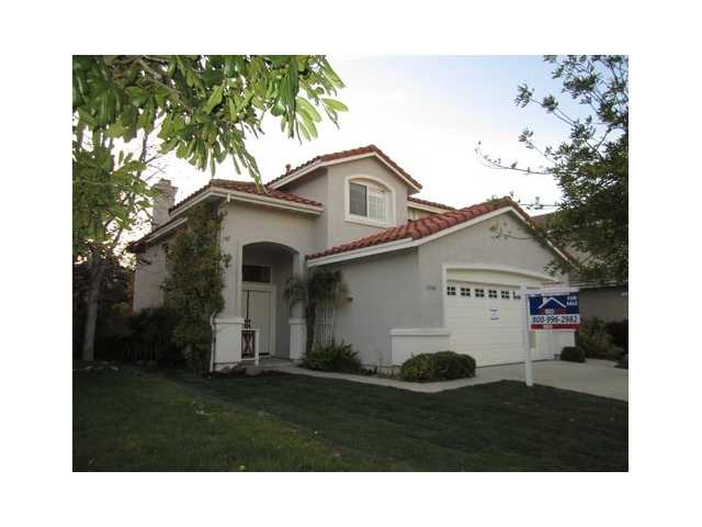 Main Photo: SAN DIEGO House for sale : 3 bedrooms : 11948 Briarleaf Way