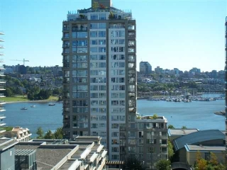 "Main Photo: 1601 1201 MARINASIDE Crescent in Vancouver: Yaletown Condo for sale in ""THE PENINSULA"" (Vancouver West)  : MLS® # V939947"