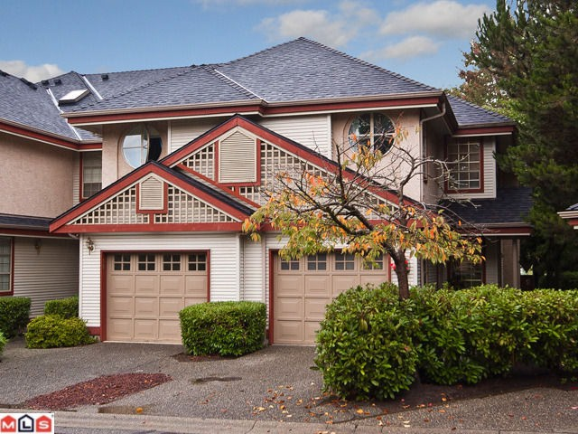 "Main Photo:  in Langley: Walnut Grove Townhouse for sale in ""GOLDEN RIDGE"" : MLS®# F1208243"