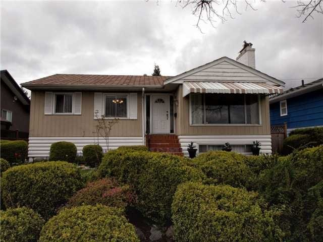 Main Photo: 4525 PARKER Street in Burnaby: Brentwood Park House for sale (Burnaby North)  : MLS(r) # V988069