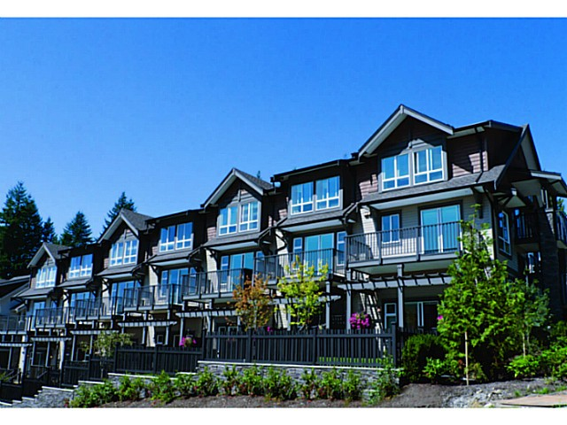 "Main Photo: 121 1480 SOUTHVIEW Street in Coquitlam: Burke Mountain Townhouse for sale in ""CEDAR CREEK"" : MLS® # V1011511"