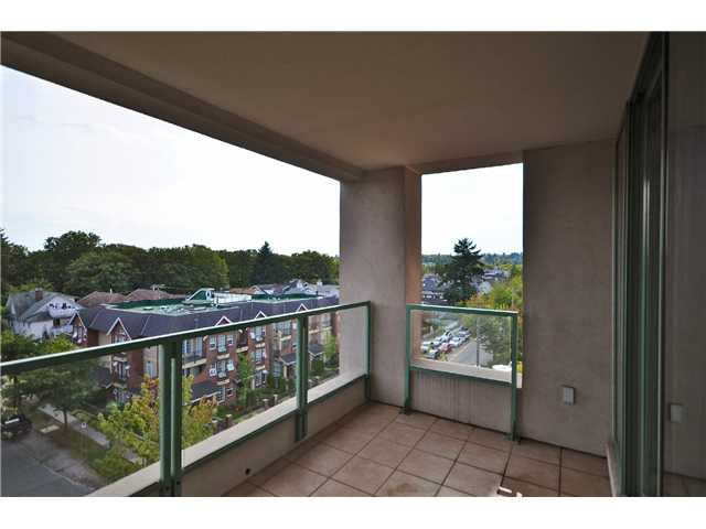 "Photo 12: # 708 503 W 16TH AV in Vancouver: Fairview VW Condo for sale in ""Pacifica"" (Vancouver West)  : MLS(r) # V1024739"