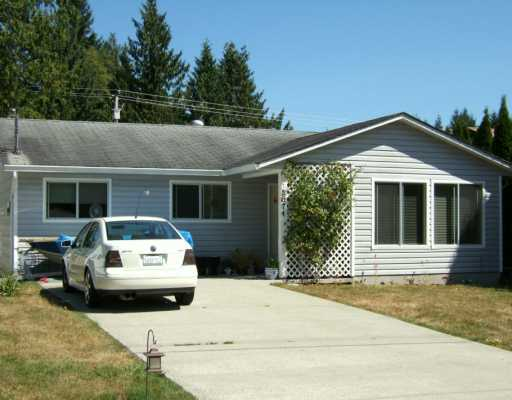 Main Photo: 5674 CREEKSIDE Place in Sechelt: Sechelt District House for sale (Sunshine Coast)  : MLS® # V605055