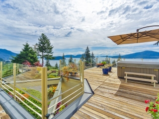 Main Photo: 242 BAYVIEW ROAD in West Vancouver: Lions Bay House for sale : MLS® # R2083072