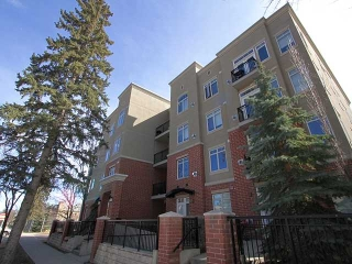 Main Photo: 403 303 19 Avenue SW in CALGARY: Mission Condo for sale (Calgary)  : MLS® # C3515235