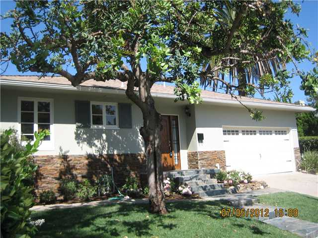 FEATURED LISTING: 4733 Norma Drive San Diego