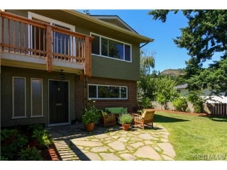 Main Photo: 4324 Ramsay Place in VICTORIA: SE Mt Doug Single Family Detached for sale (Saanich East)  : MLS®# 311762