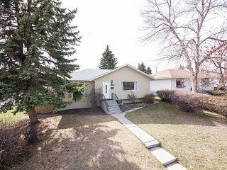 Main Photo: 1503 21 Street NW in CALGARY: Briar Hill House for sale (Calgary)  : MLS(r) # C3566215