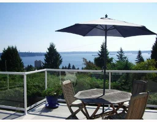 Main Photo: 2595 Nelson Avenue in West Vancouver: Dundarave House for rent