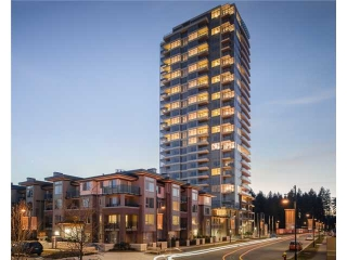 Main Photo: # 2903 3102 WINDSOR GT in Coquitlam: New Horizons Condo for sale : MLS® # V1064745